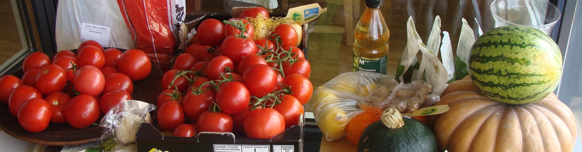 Gesunde und günstige Küche