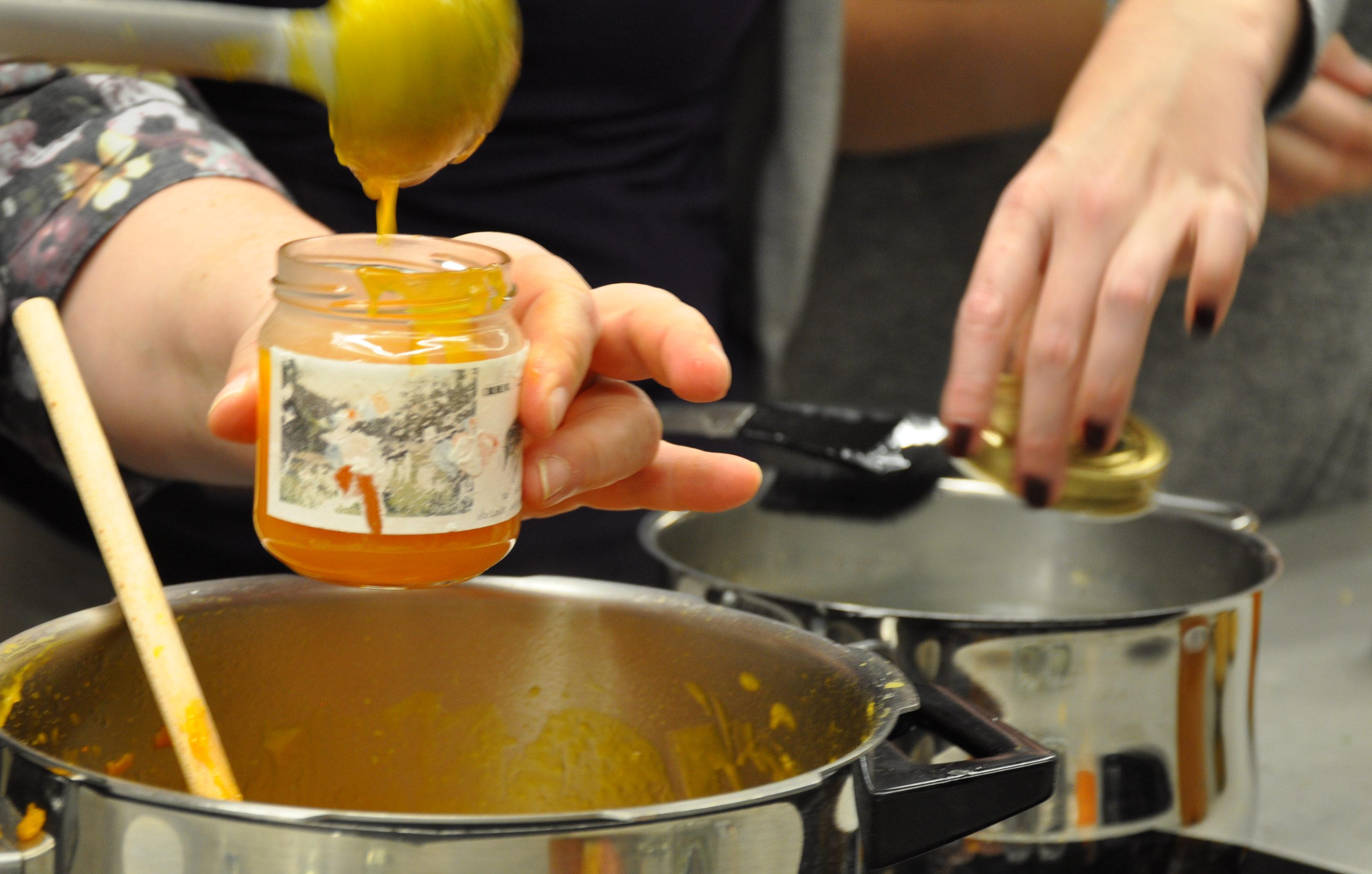 Einmach Kochkurs – den Sommer im Glas haltbar machen