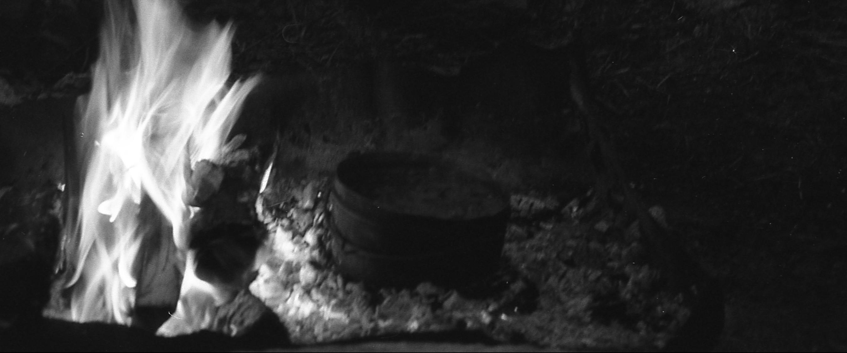 Wilde Küche – Kochen über offenem Feuer