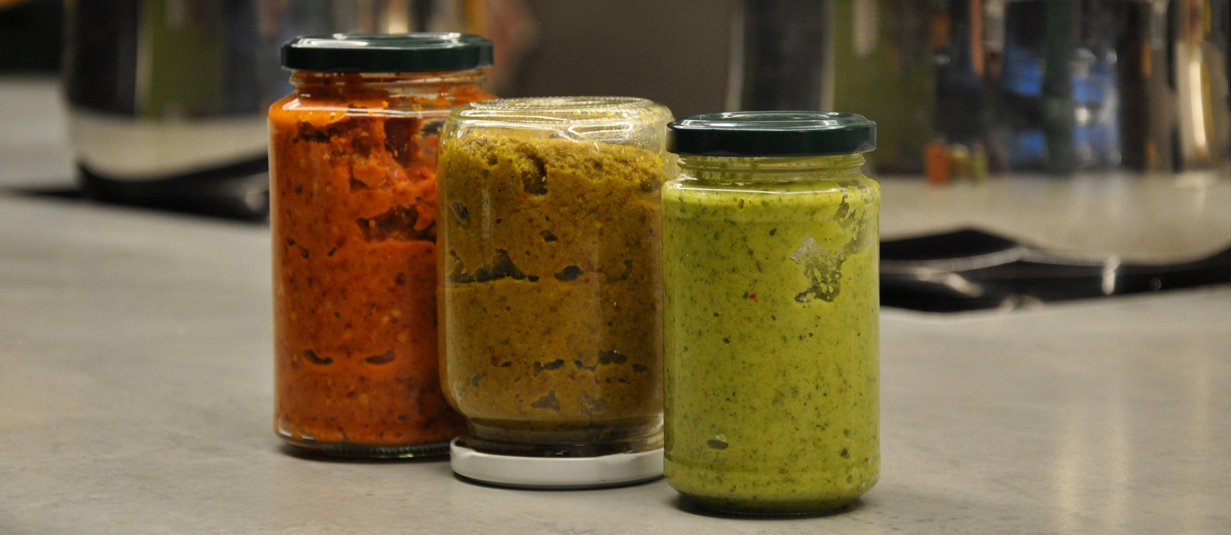Fernöstliche Spezialitäten – frische Gewürze und knackiges Gemüse zum Sommerbeginn