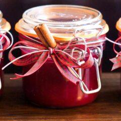 Nachhaltige Weihnachtsgeschenke aus der Küche